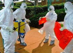 Mining CEO's call for global support in Ebola fight