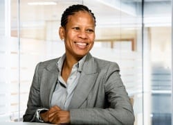 Anglo director gets 'Most Influential Woman in Africa' nod
