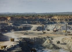 Platinum sector embattled, as share prices plummet