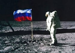 Russia's rare earth exploration on the moon