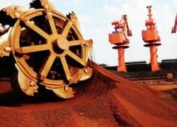 Iron ore revival throws shaky lifeline to small miners