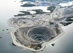 Rio Tinto to spend $350mn at Diavik mine