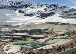 Mining professionals strike at Anglo's Los Bronces mine