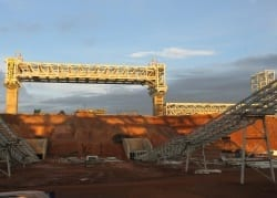 Mining development in Africa surging ahead