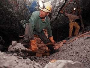 Person killed as illegal miners clash