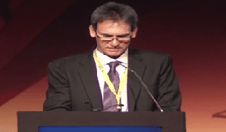 Anglo American Platinum CEO at the 2015 Mining Indaba