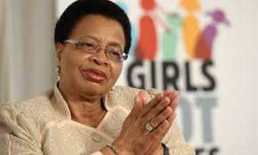 Day 4 – Graça Machel at the Mining Indaba