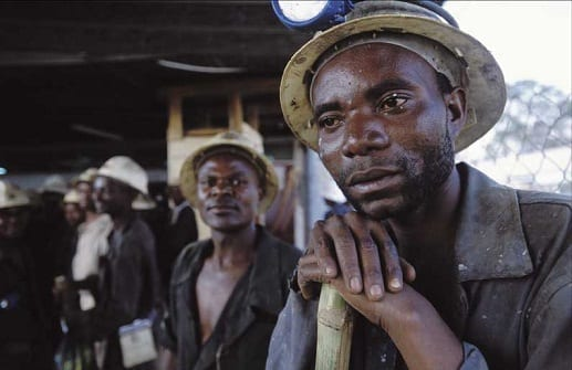 S. Africa Plans $124 Million Payout for Lung-Diseased Miners