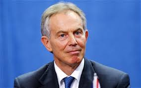 """I am an optimist on Africa for both objective and emotional reasons""- Tony Blair"