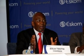 Eskom CEO & senior execs step aside pending independent enquiry outcome