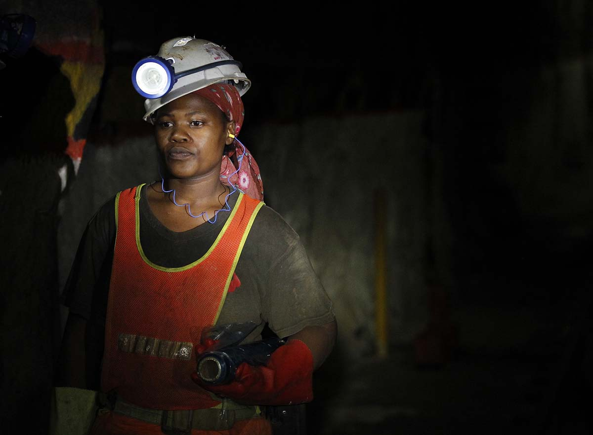 Women – Mining's untapped resource