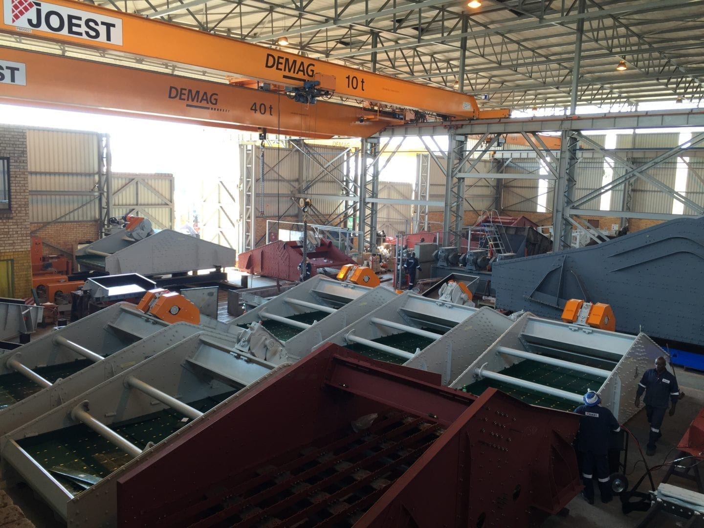 Newly formed Joest Kwatani exceeds Mining Charter requirements