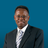 Hatch Goba chairman Trueman Goba.