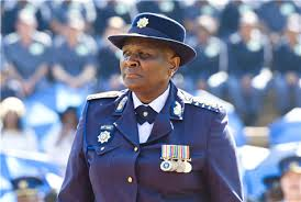 Phiyega getting ready to go – report