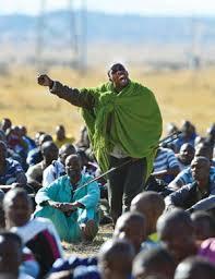 AMCU & The NUM guilty of endangering lives