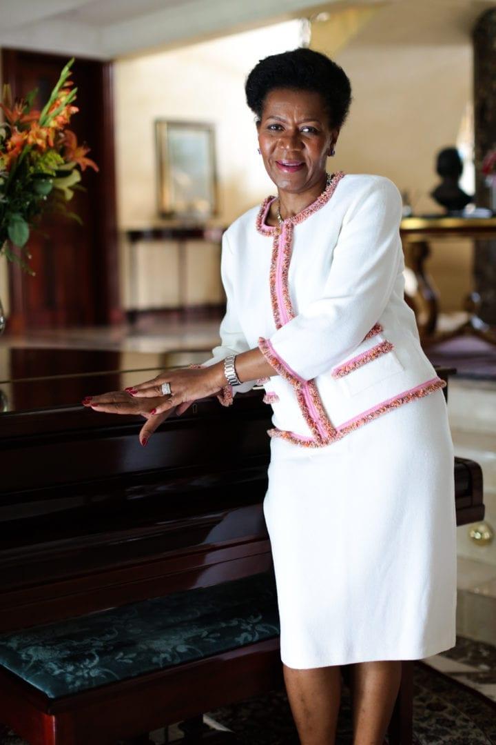 Mining entrepreneur, Daphne Mashile-Nkosi bags prestigious award