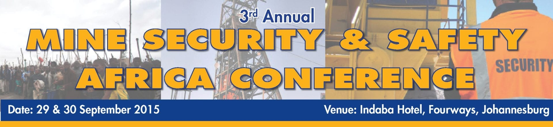 3rd Annual Mine Security and Safety Africa Conference