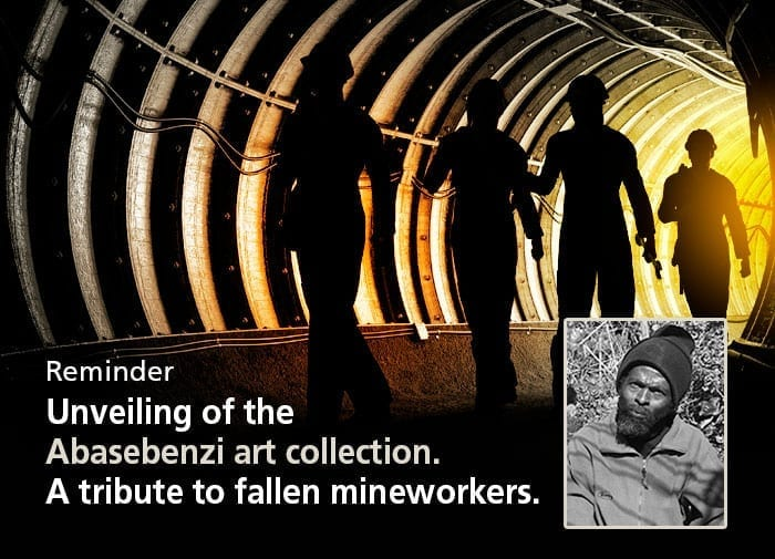 Mineworkers to be celebrated at Constitution Hill