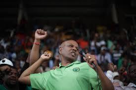 """Mathunjwa warns """"SA will burn if…"""""""