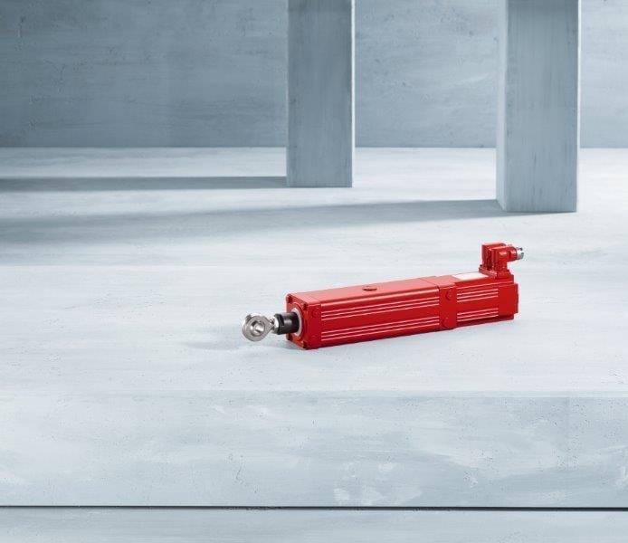 Oil bath lubrication system enhances electric cylinder performance