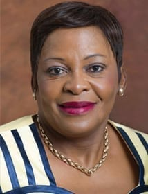 South Africa's first lady of Water and Sanitation