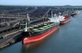 Richards Bay coal exports rise to record in 2015