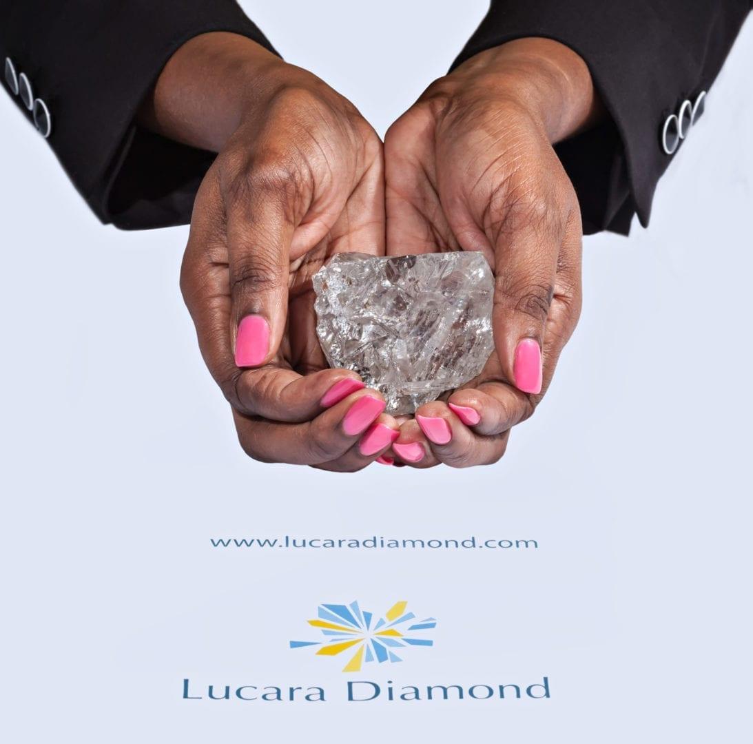 "Lucara reveals ""Lesedi La Rona"" diamond"