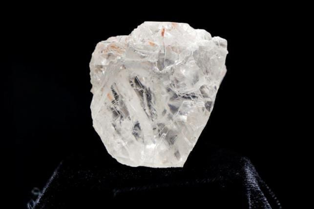 World's biggest diamond to be auctioned in London