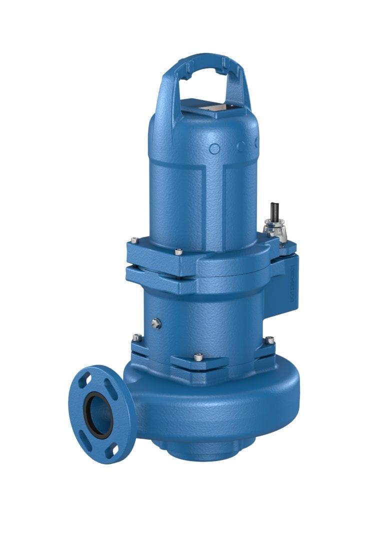 Economical submersible waste water pump