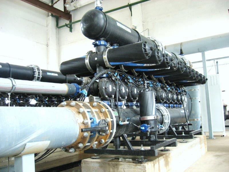 Top-of-the-range wastewater filtration systems for mining practises