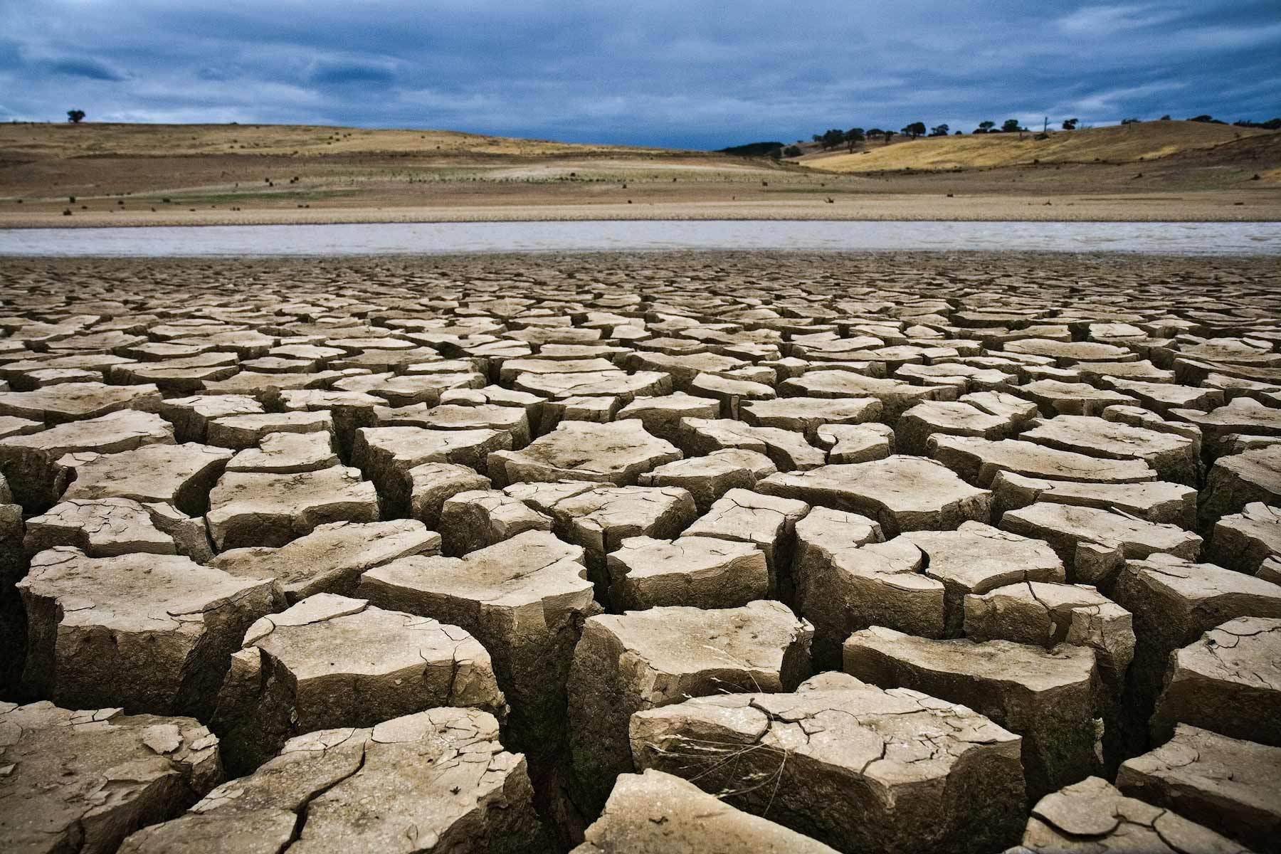 Conflict over water and coal amid SA drought