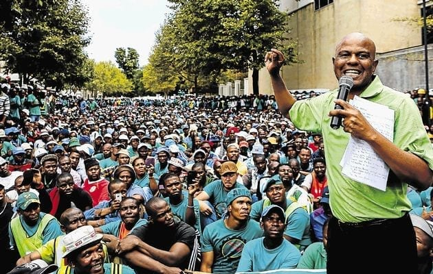 AMCU to march for Lily Miners