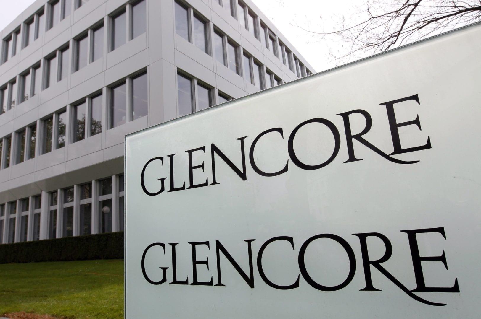 Glencore's output decline after mines shut
