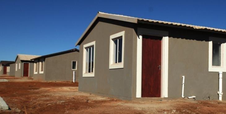 Marikana progressing one brick at a time