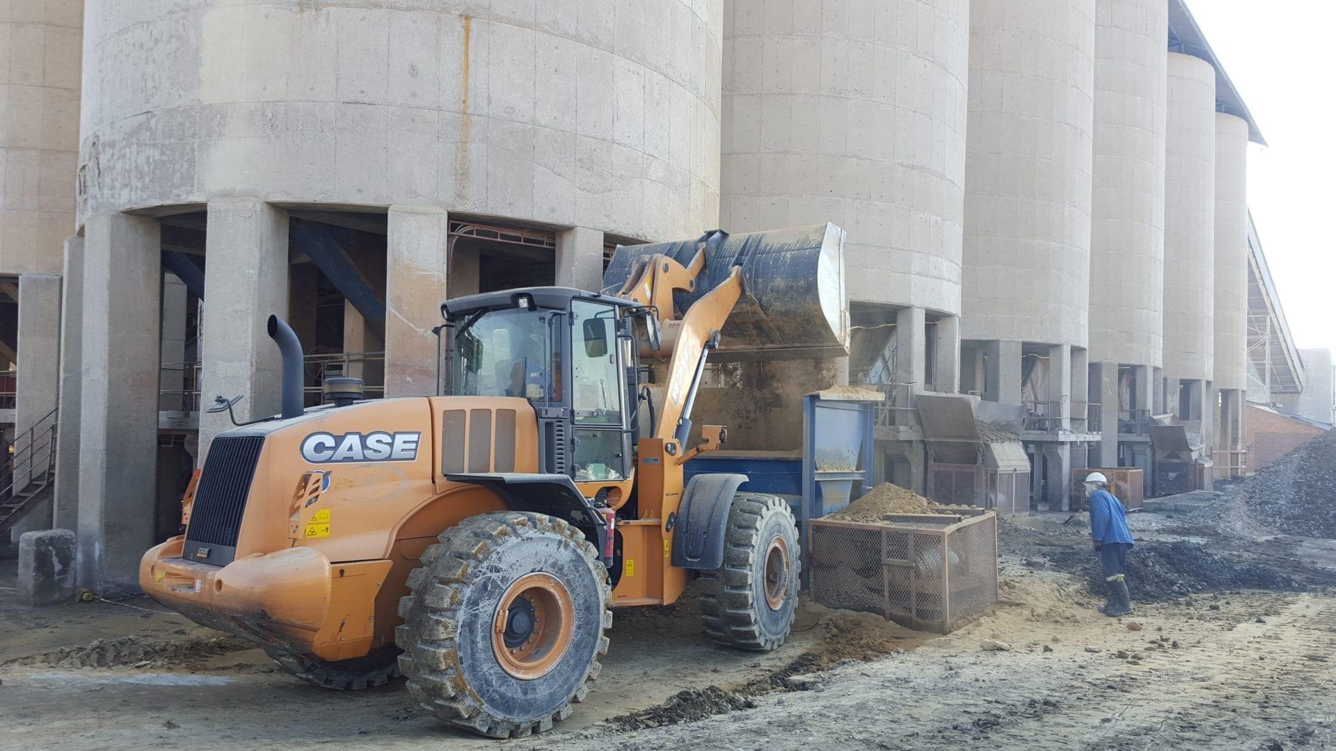 Evander Gold Mine rehabilitation showing progress