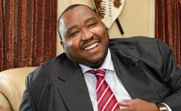 Khulubuse Zuma to pay R23 Million for South Africa mine ruin