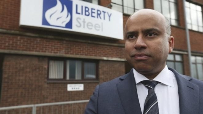 Mining giant sells aluminium smelter to Gupta controlled Liberty