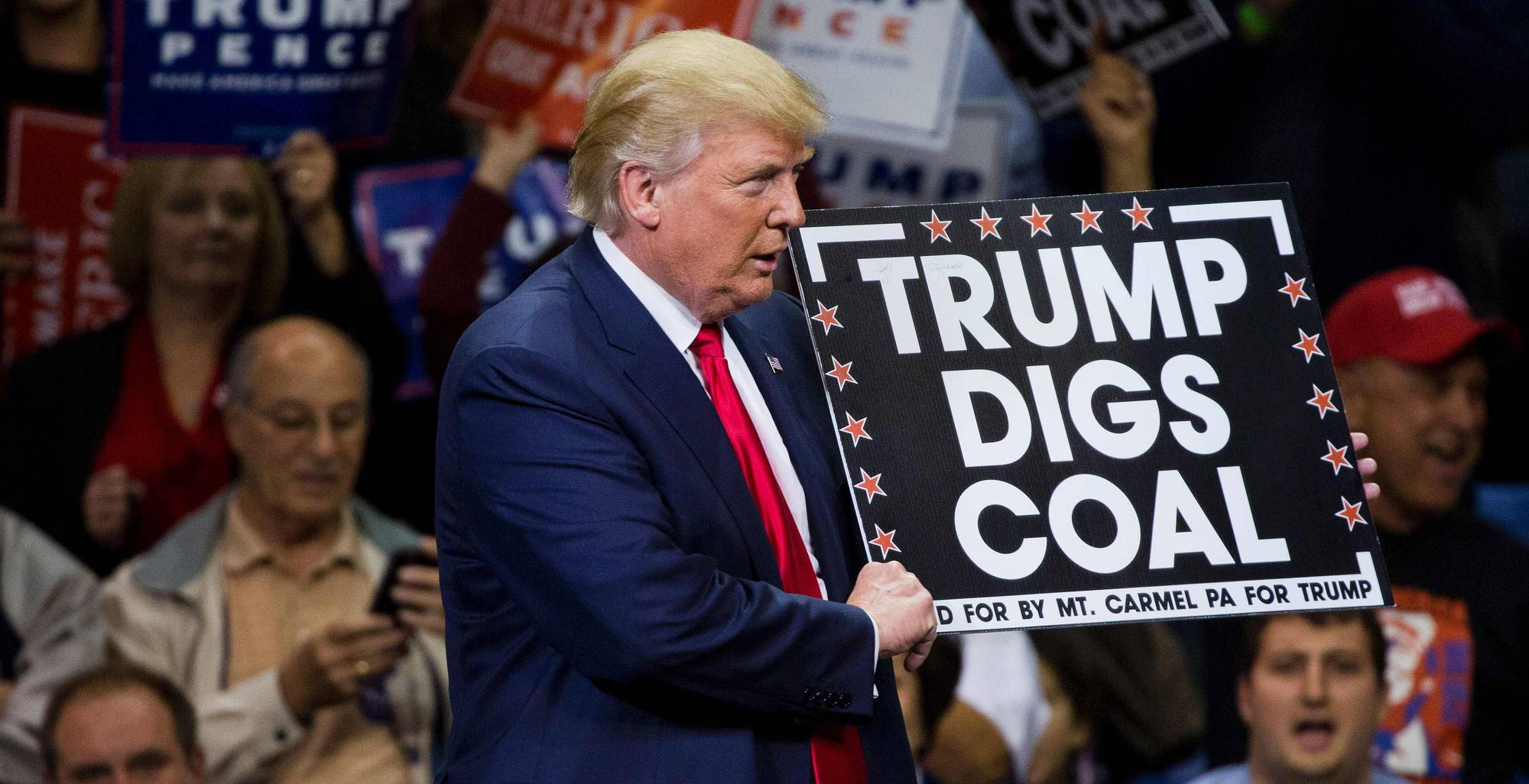 Trumping Obama's legacy on US coal industry