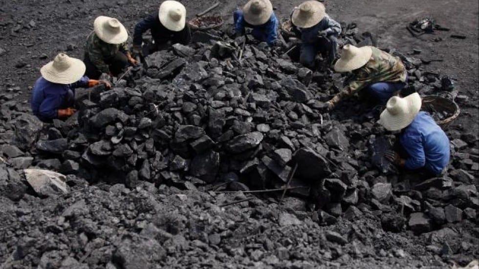 China will bid farewell to coal mining by 2020