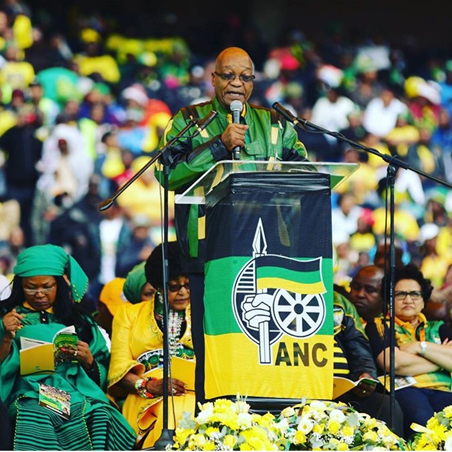 Rise in commodity prices will have positive impact on SA mining industry – Zuma