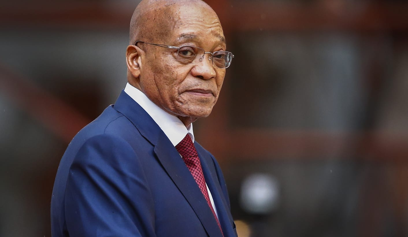 Zuma makes his annual mining sector promises at SONA