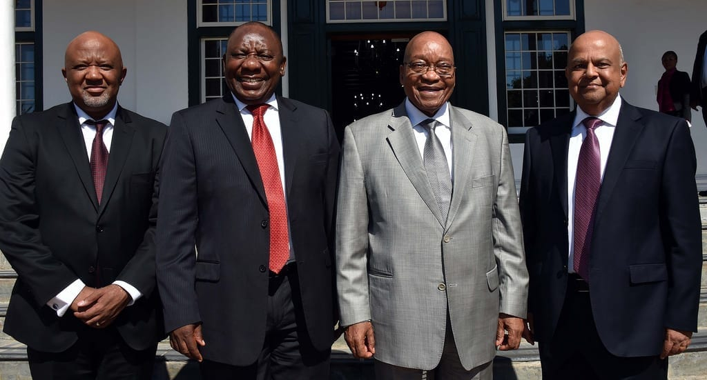 Zuma's overnight cabinet purge leaves the country in disarray