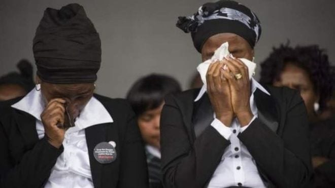 Victims offered R1.17 billion compensation almost 5 years later