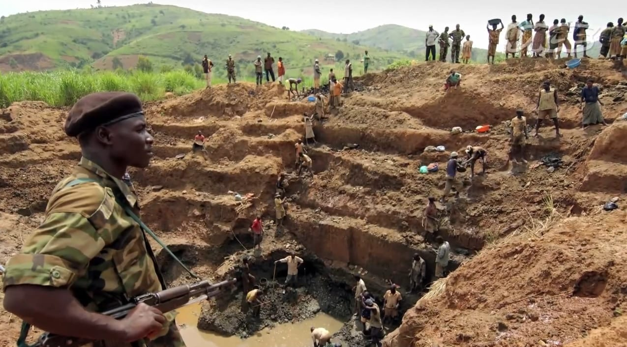 Congo at risk of violence over Trump's minerals law