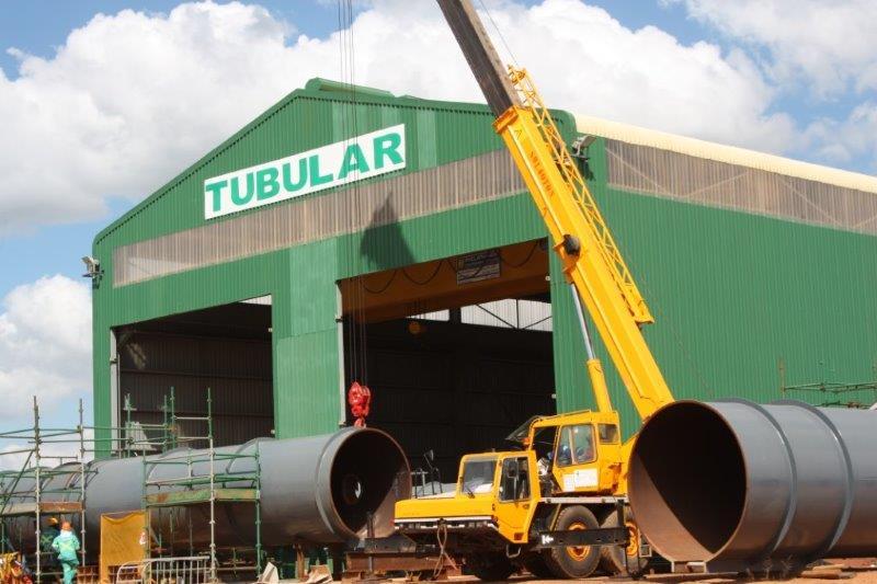 Tubular plant hire aims high with Goscor access rental
