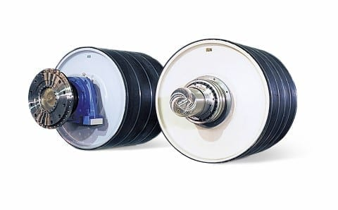 Fluid couplings and Hese Pulleys add value to Voith product offering