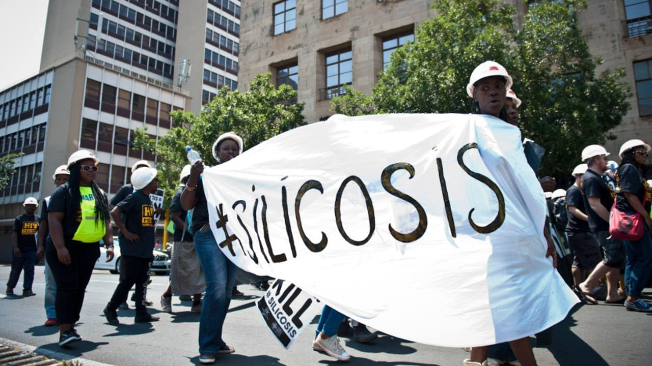 The politics of South African goldmines, silicosis and TB