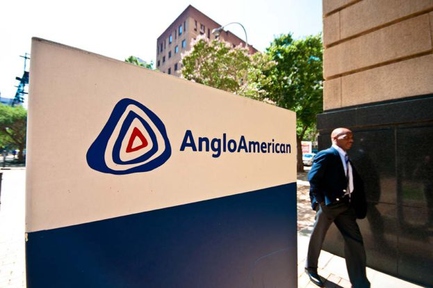 Anglo American head office in central Johannesburg