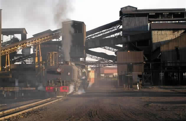 Hwange Colliery pays a fraction of outstanding salaries