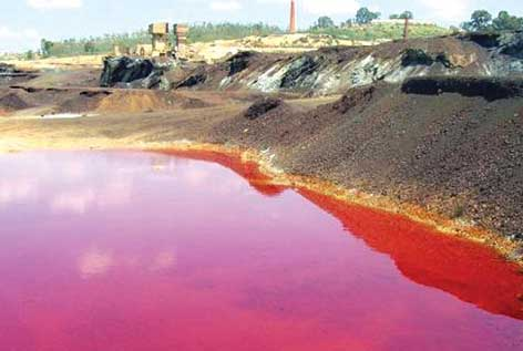 Mine water policy open to the public for comment